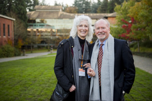 Dorris and Patrick Nielson '71
