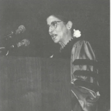 Ruth Bader Ginsburg at Law School Commencement 1992