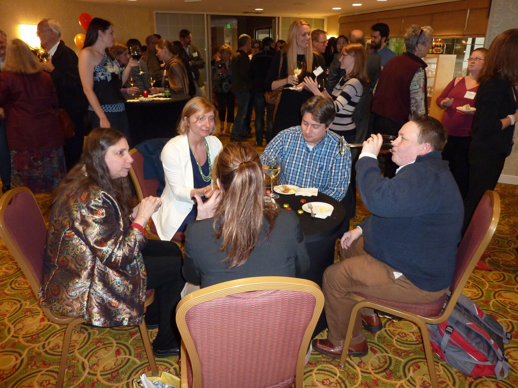 The Crime Victims' Rights Reception is an opportunity for Conference attendees and local communit...