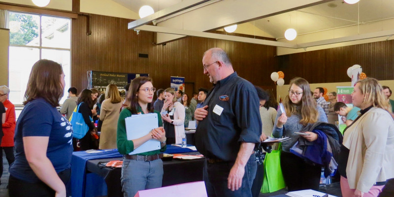 Lewis & Clark Career Fair - Spring 2019
