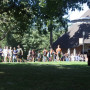 Campus is busy during NSO