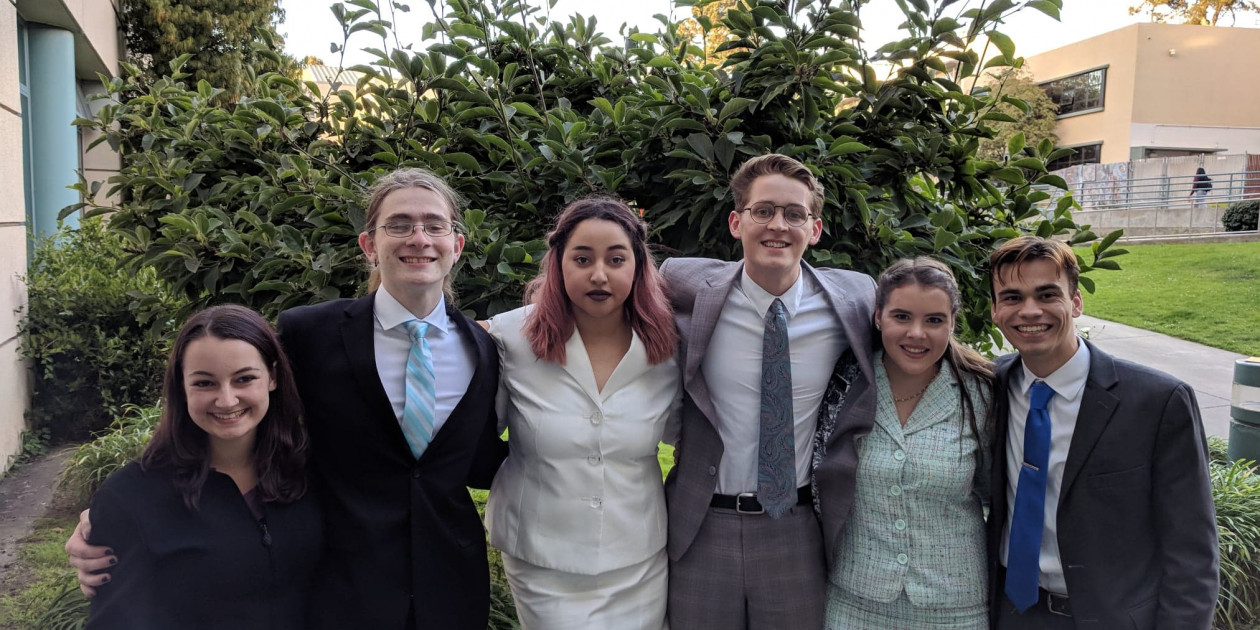 Forensics team starts season with championships in