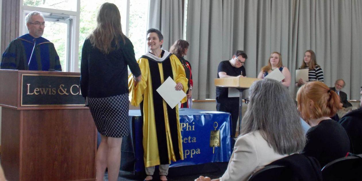 Phi Beta Kappa - Academics - College of Arts and Sciences - Lewis