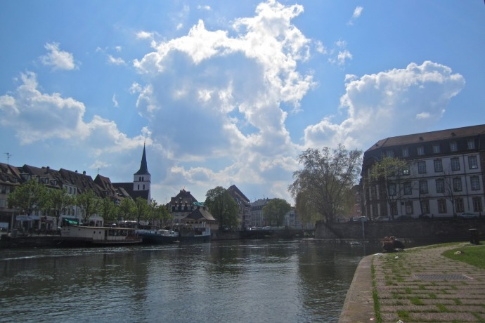 France: Strasbourg - Overseas and Off-Campus Programs