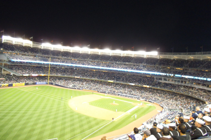 You have to see the Yankees play to be a true New Yorker!