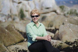 Dr. Jane Lubchenco, Distinguished Professor of Zoology at Oregon State University