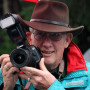 WATSONVILLE CA - 7NOVEMBER10 - Bob Fitch is a documentary photographer whose photographs of the C...