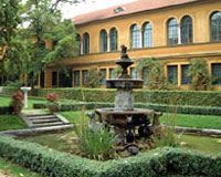 Lenbachhaus is home to some of the most fascinating paintings and sculptures by the Blaue Reiter