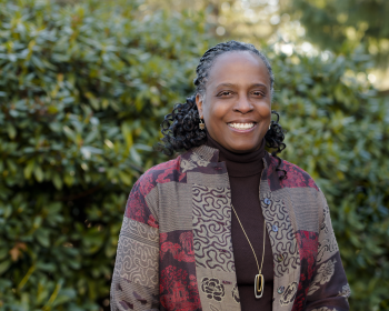 Vice President of Student Life and Dean of Students Robin H. Holmes-Sullivan