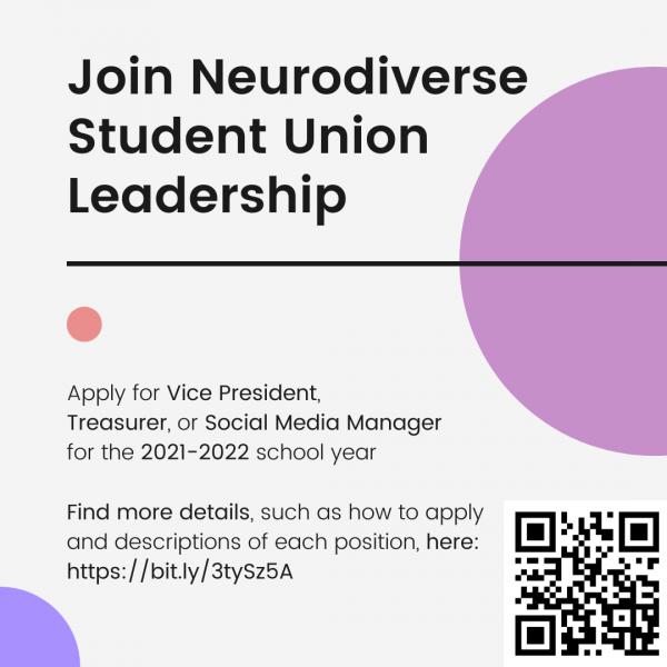 Ndsu Calendar 2022.Join Neurodiverse Student Union Ndsu Leadership Center For Community And Global Health Lewis Clark