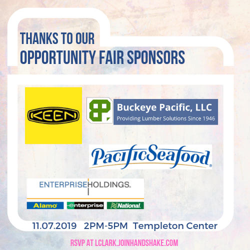 Thanks to our fair sponsors!