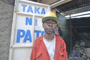 """Taka ni Pato"" or ""Trash is Cash"" has a transformative effect on Kibera."