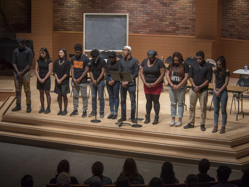 12th annual Ray Warren Symposium Race Monologues