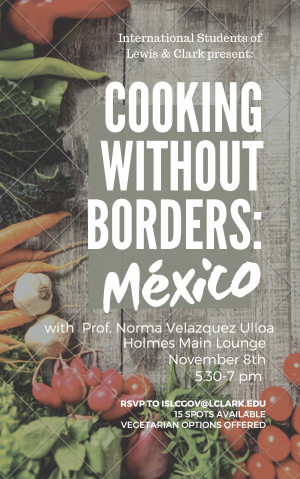 Cooking without Borders: Mexico
