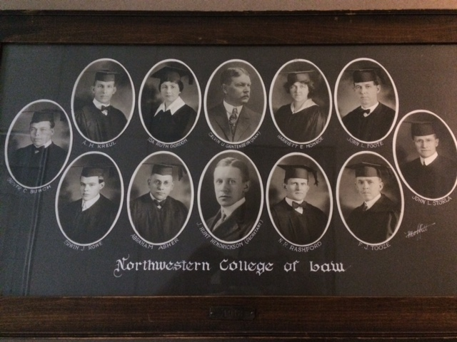 NWCL Class of 1918