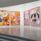 Hilma af Klint: Painting for the Future, Solomon R. Guggenheim Museum, New York