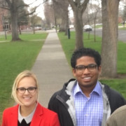 Cameron Crowell, Cameron Smith, Anastasia Adriano, and Brooke Alexander presented at the Second A...