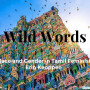 "Title slide, ""Wild Words: Space, Place, and Gender in Tamil Feminist Poetry"""