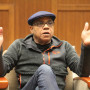 Percy Hampton, Black Panther Party of Portland founding member, on Black Lives Matter panel: The ...