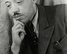 Portrait of William Grant Still Jr. by Carl Van Vechten.