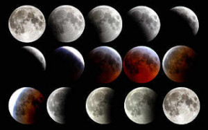 2007 Lunar Eclipse (Photo: Joshua Valcarcel, US Navy)
